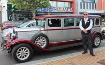 Martyn from NMPT Member Bogarts Limousines