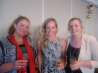 Audrey, Ashley and Heather from NMPT member Peninsula Hot Springs