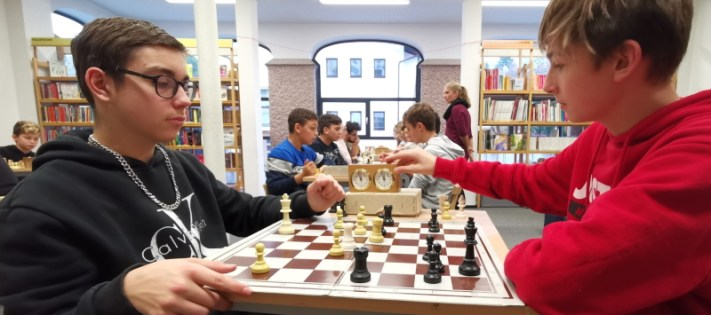 Schach an der NMS 2 Schwaz (2019)