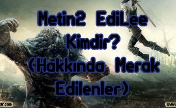 metin2 EdiLee