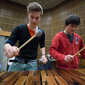 takPercussion Duo Peter Fleckenstein & Quirin Reichl