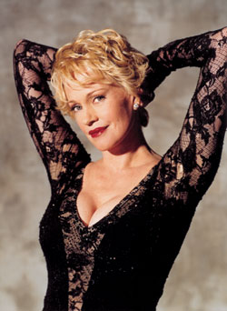 Melanie Griffith as blonde (not from Something Wild though)