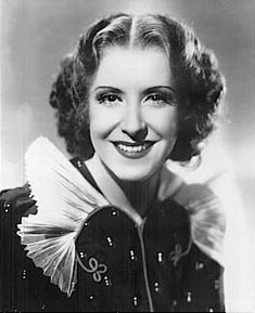 Gracie Allen liked pie