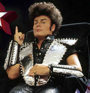 Gary Glitter Approves of East Asian Tourism.