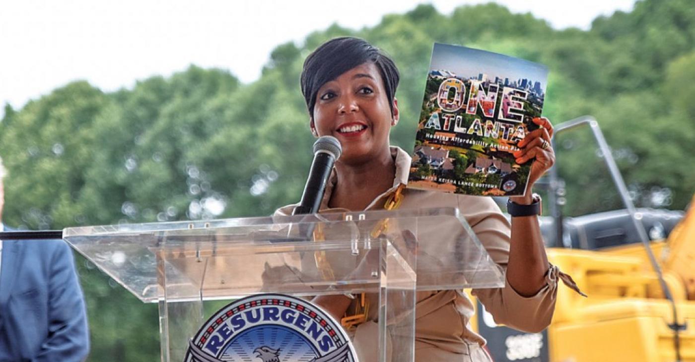 (Photo: Tyla Barnes / The Atlanta Voice)