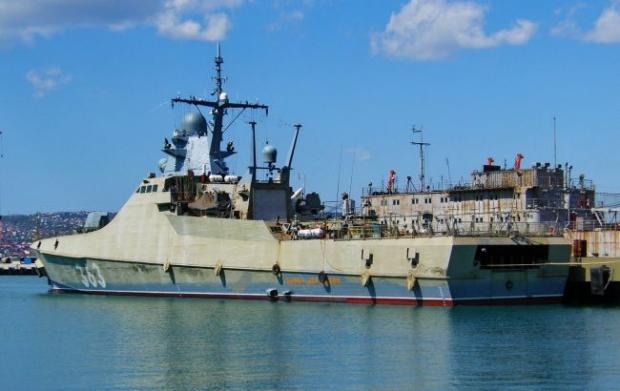 Ракетний корабель Росії помітили біля українського узбережжя: В бункері ніяк не заспокояться