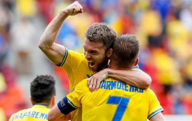 Будемо вболівати за нашу збірну: З третього місця в групі Україна вийшла в 1/8 фіналу Євро