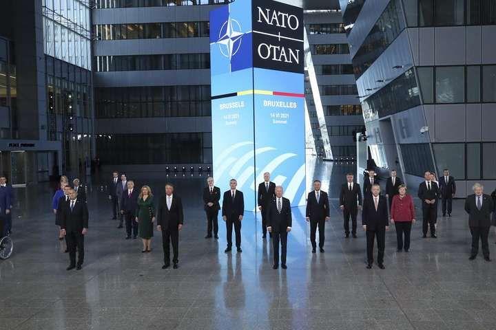 Лідери НАТО: Україна отримає членство через ПДЧ