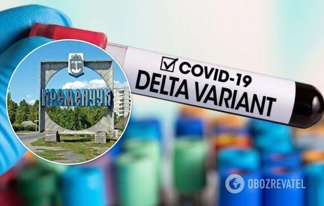 Головний санлікар: В Україні зафіксовано понад 140 випадків штаму Delta, ситуація з COVID-19 погіршується