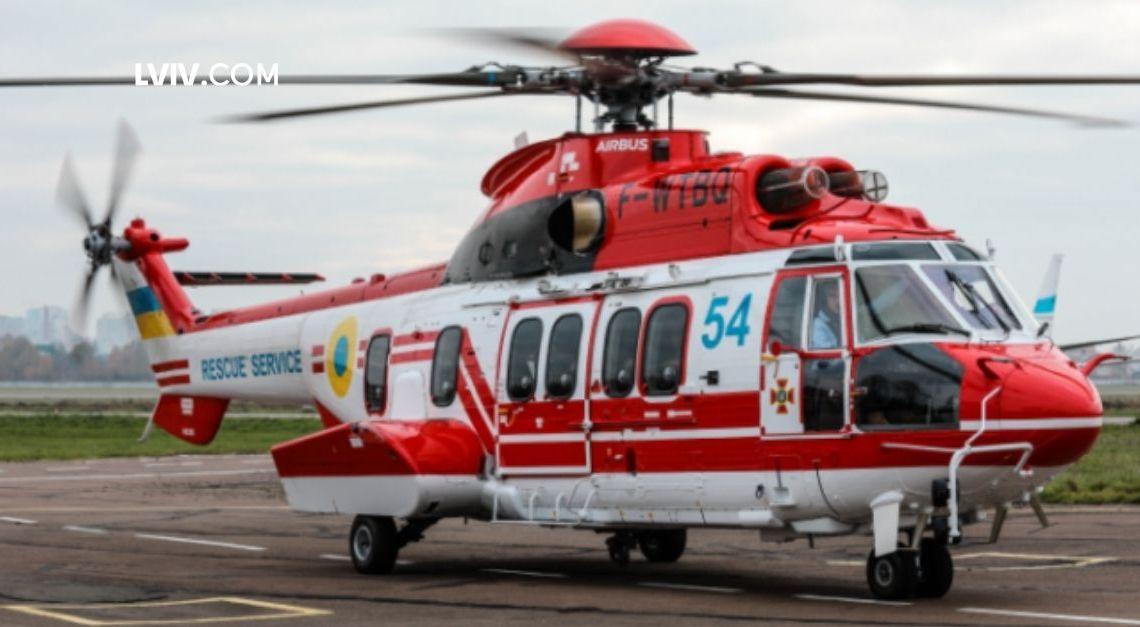"""Гелікоптерними майданчиками забезпечить обласні лікарні """"Велике будівництво"""" Зеленського"""