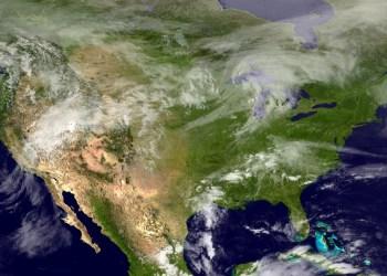 GOES 16 Satellite Imagery