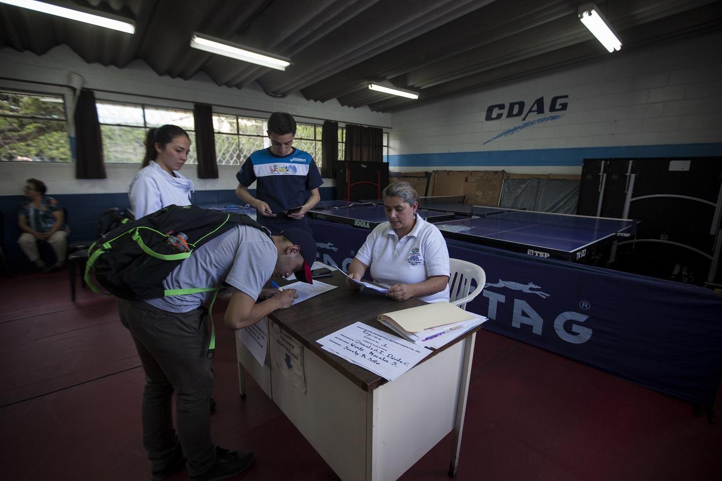 Elecciones de Comité Ejecutivo de Asociaciones Deportivas Departamentales