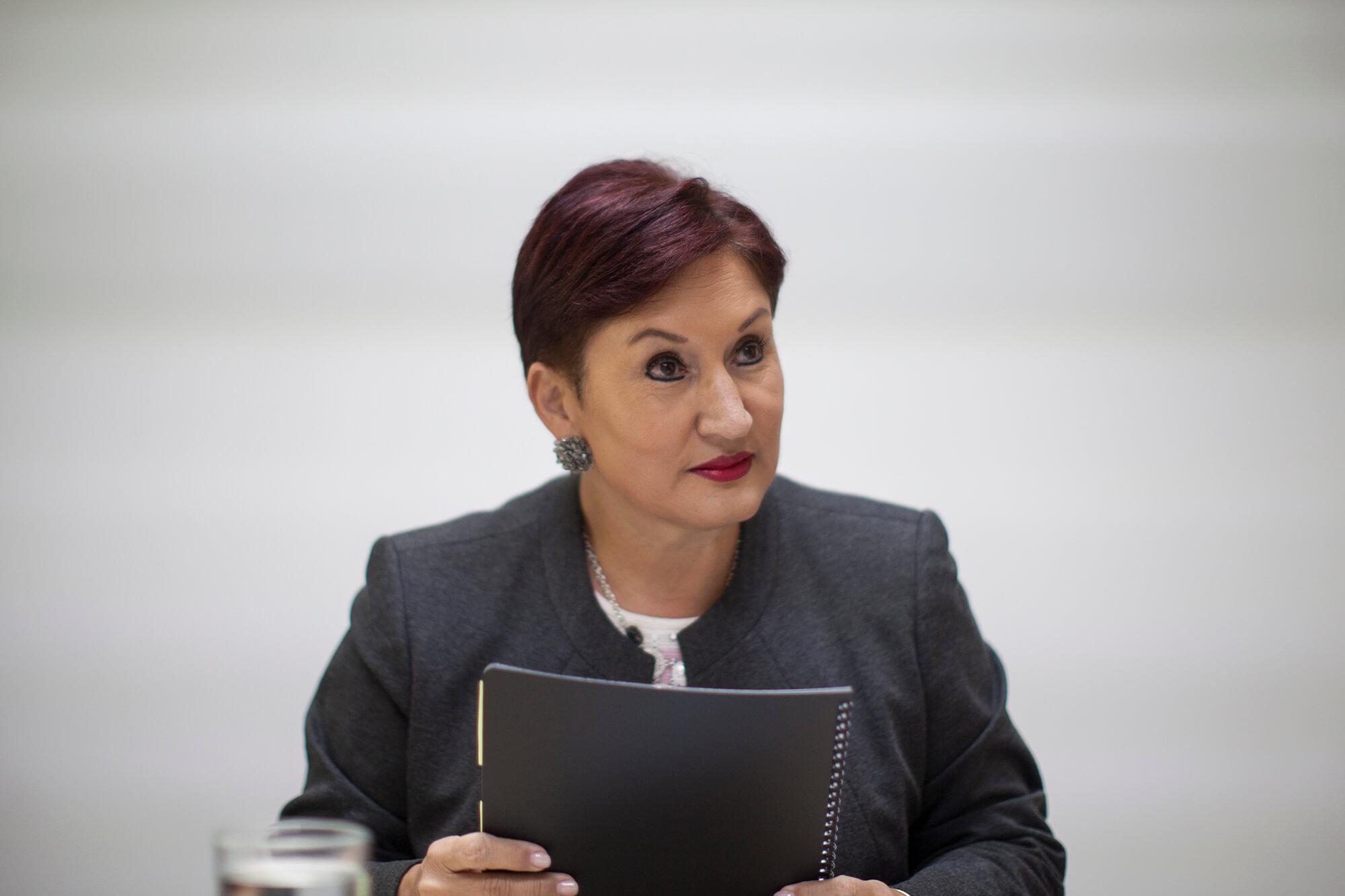 2019-02-17-Mujeres a la presidencia-Thelma Aldana entrevista