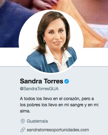 2019-02-17-Mujeres a la presidencia-Twitter Sandra Torres