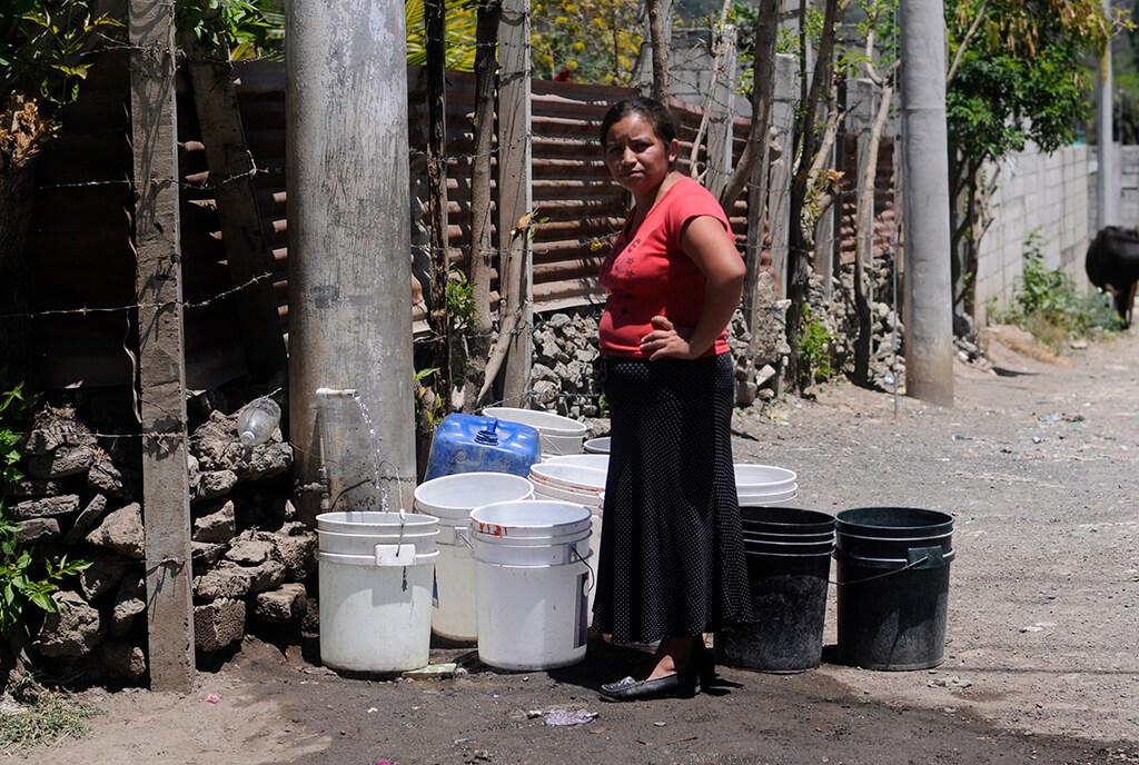 Anarquía y privatización: los rostros de la escasez del agua en Guatemala