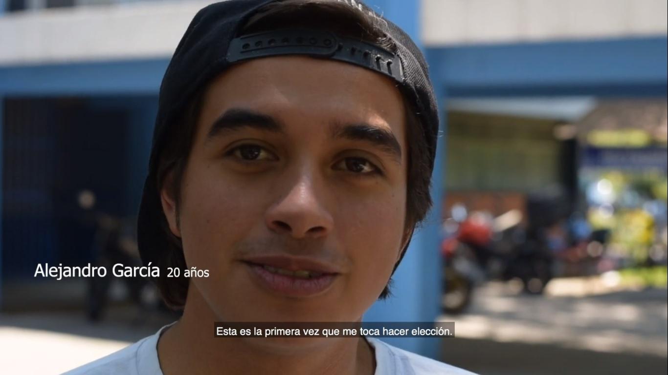VIDEO | Votar por primera vez