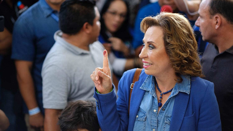La derrota de Sandra Torres