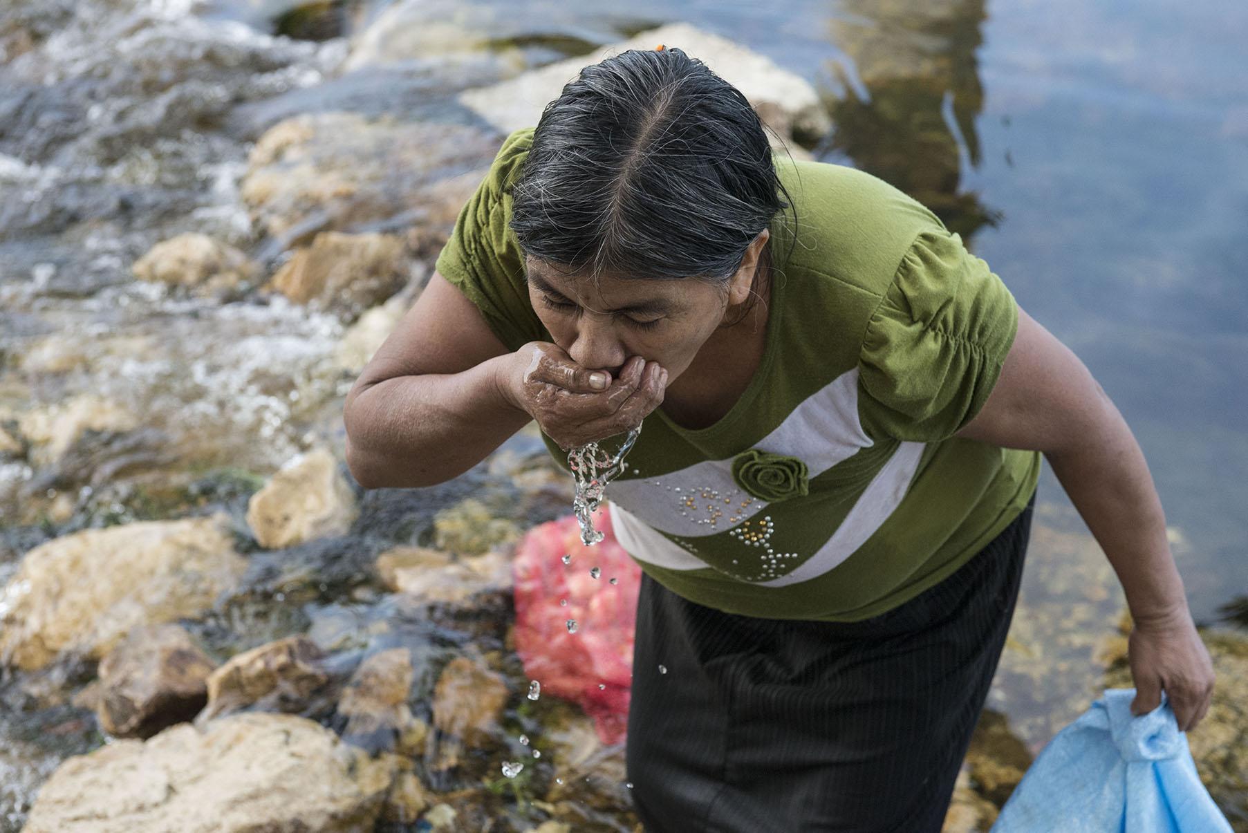 En Patzun no pueden seguir los consejos de la OMS, no hay agua