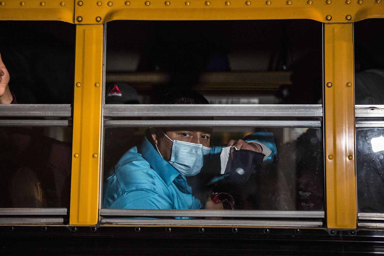 El dramático retorno de los migrantes durante la pandemia