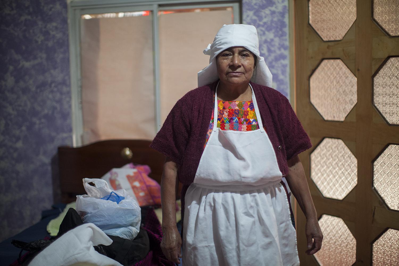 Comadronas en Guatemala