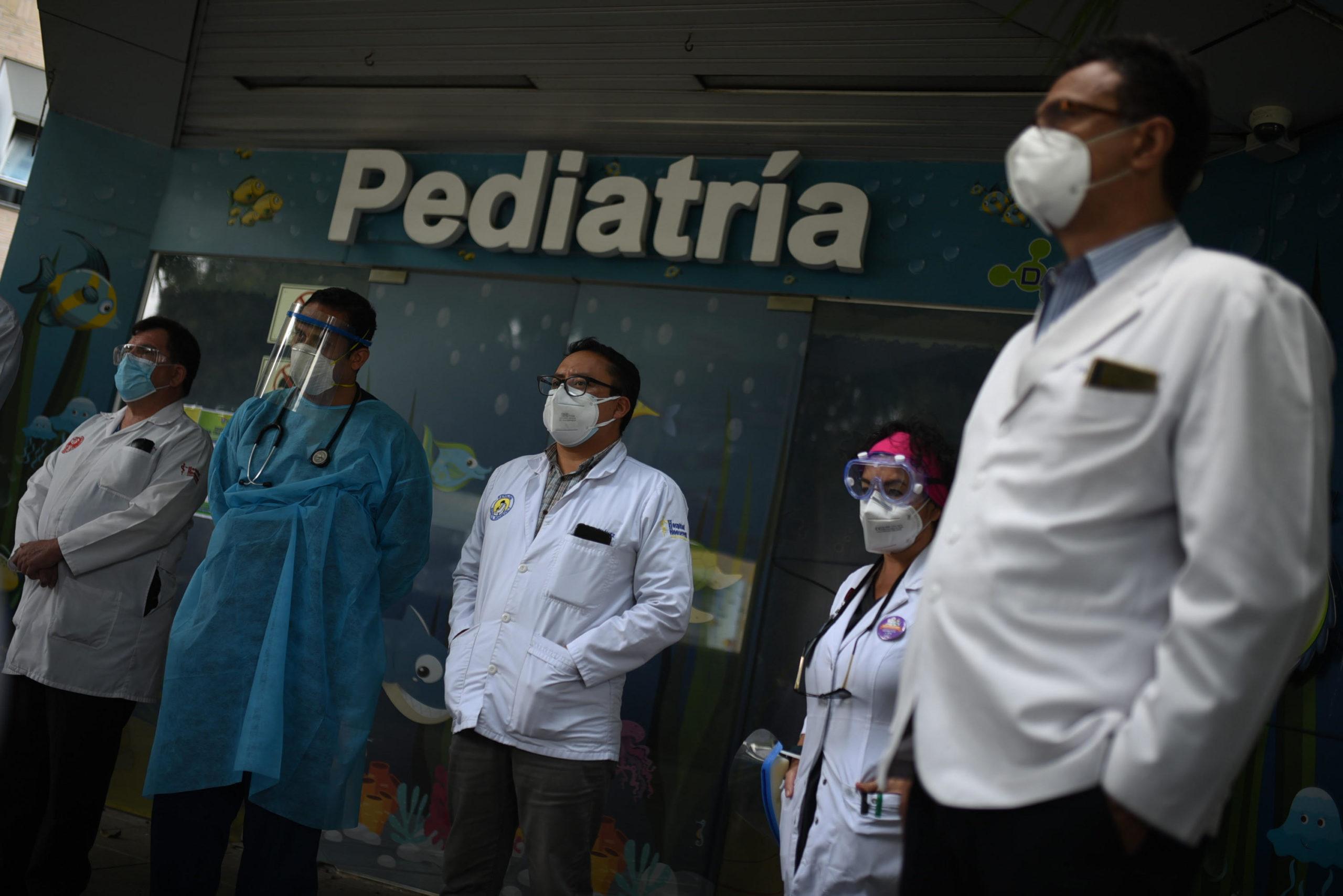 doctores pediatria edwin bercian