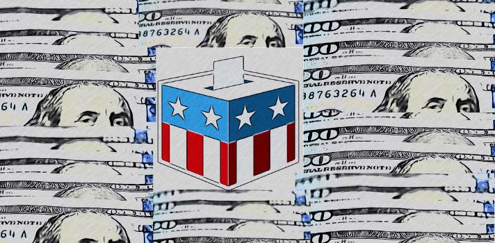 El financiamiento de las campañas en EE.UU.