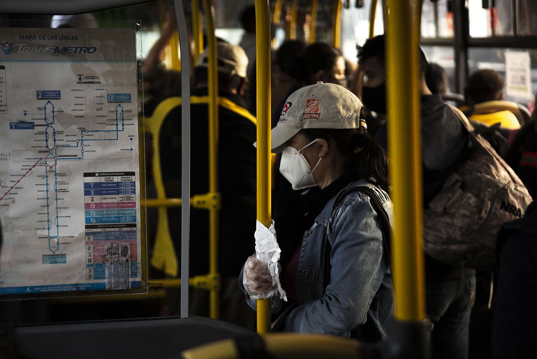 Transporte público en la pandemia: nadie se hace responsable