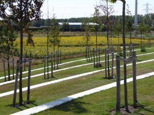 MH17 monument, Vijfhuizen