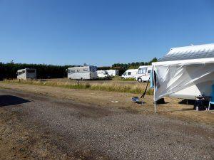 Camperplaats Vijfhuizen