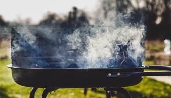 BBQ verboden bij Open Vuur verbod.