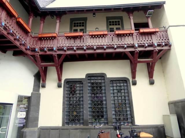 Andernach - Historisch stadhuis