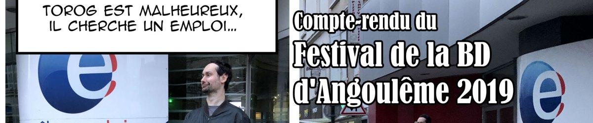 Festival BD Angoulême 2019 CR