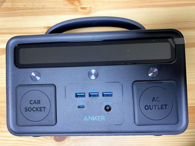 ポータブルバッテリー Anker PowerHouse 400