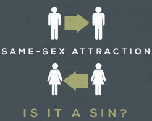 same sex attraction bible gay lesbian homosexual sin