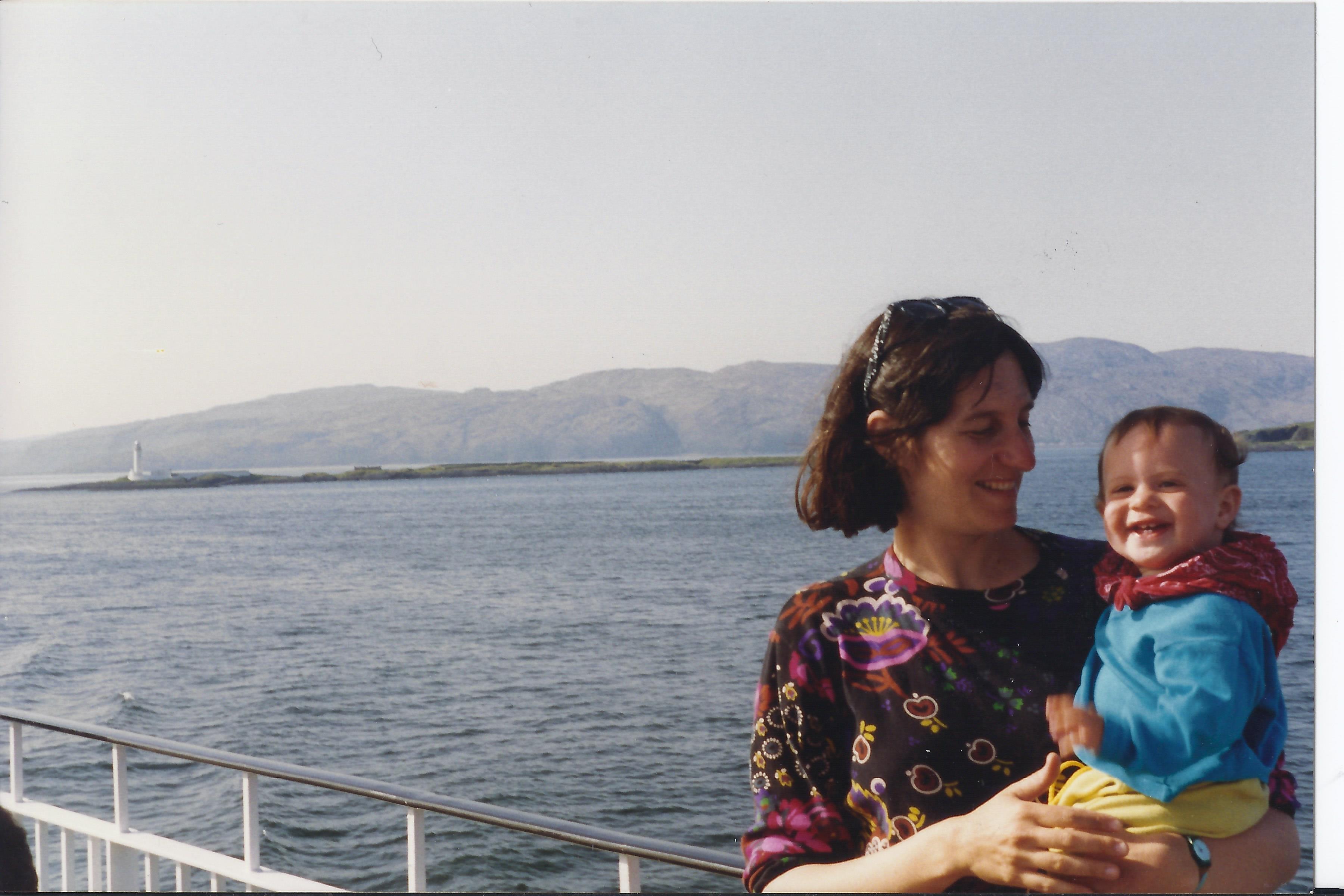 Noah - Scottish ferry