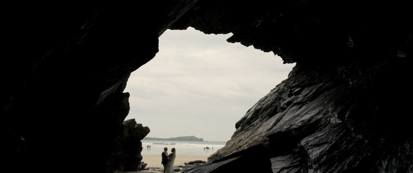 Beach Wedding Video Cornwall