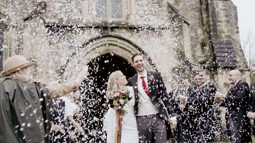 wedding videographer avington park