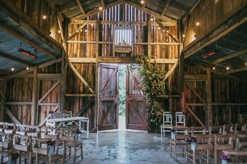 Nancarrow Farm Wedding Barn