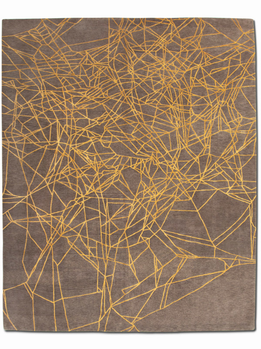 TREMORE in Saffron, 8 ft. x 10 ft.