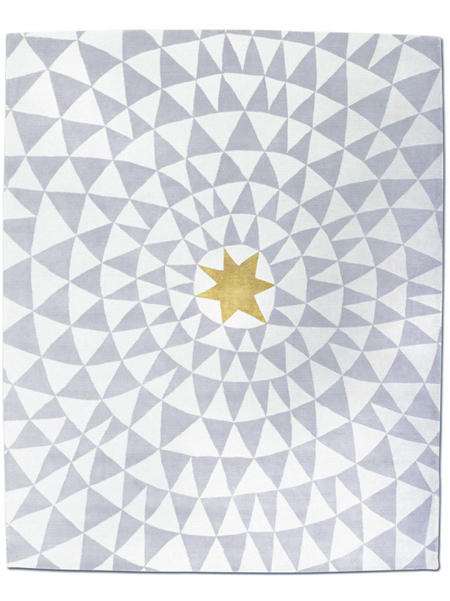 Wa in Yellow Star, 8 ft. x 10 ft.