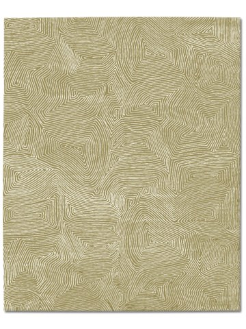 Maze in Rattan,12 ft. x 16 ft.