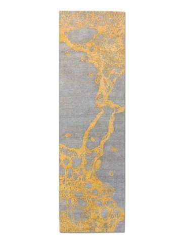 Eden in Gold, 3 ft. x 10 ft.