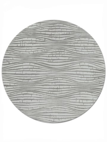 Wave in Putty, 8 ft. x 8 ft. round