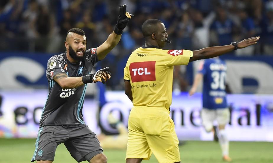 Flamengo usa Muralha para esconder sua incompetência db973eb0ab249