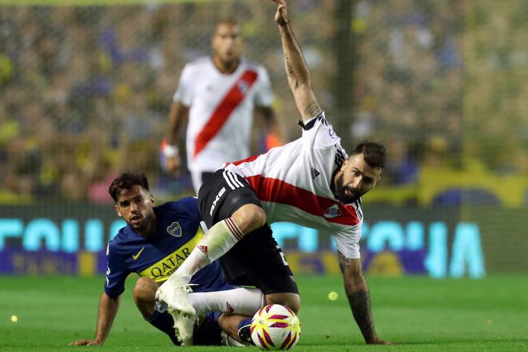 Lucas Pratto no River Plate  a controvérsia sobre seu futebol não acabou 08258157c7fe3