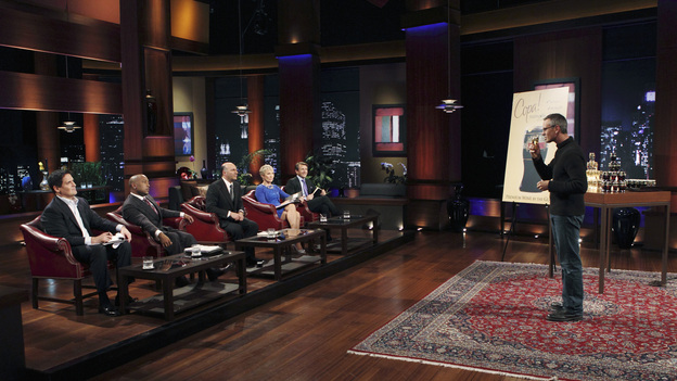 Image result for shark tank pitch