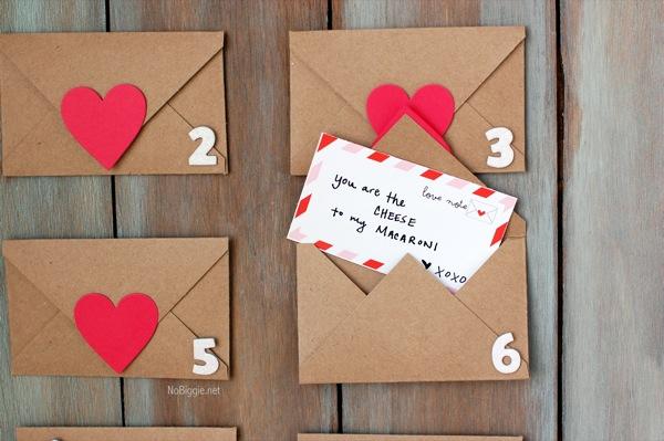 Kraft Paper Valentines