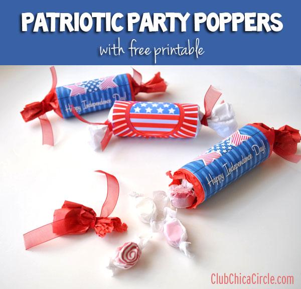 20 Patriotic DIY 4th Of July Party Ideas