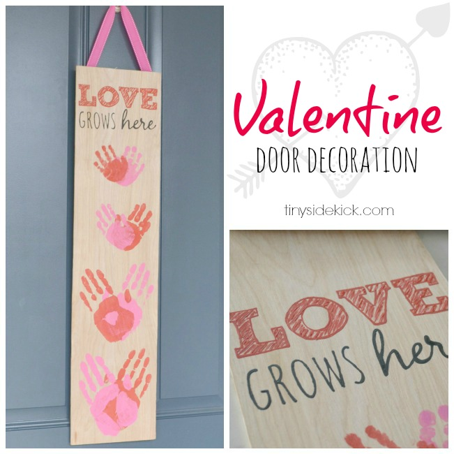 Valentine door decoration - 25+ Valentine's Day Home Decor Ideas - NoBiggie.net
