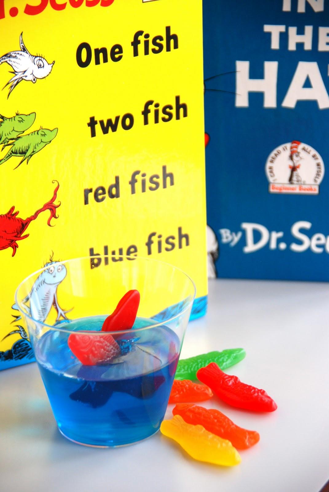 25 Dr Seuss Party Ideas